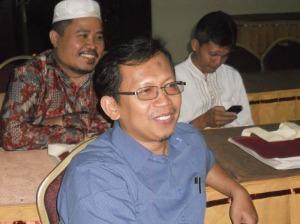 Sebagian dari peserta Bintek