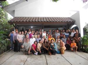 Anggota Tempek Pondok Bambu