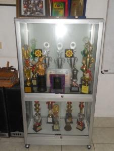 Hasil prestasi yang iraih siswa pasraman Purna Lingga Pondok Gede